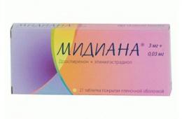 """Мой противозачаточный препарат """"Медиана"""""""