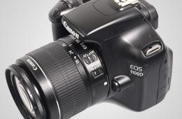 Canon EOS 1100D Camera Kit
