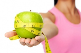Сомнительная польза «яблочной диеты»