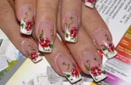 Быстрый способ сделать ногти красивыми