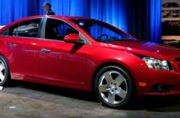 Chevrolet Cruze, замечательное авто