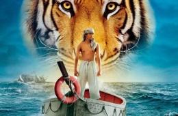 Один на один с тигром в открытом океане