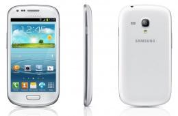 Galaxy S4 mini белый