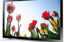 LED-телевизор от Samsung