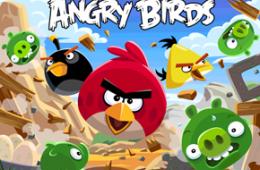 Культовая игра Angry Birds