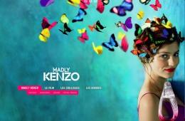 Рекламный постер Madly Kenzo
