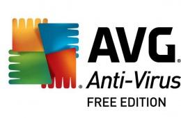 Логотип AVG Antivirus Free