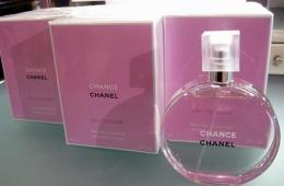 Легкий цветочный аромат от Chanel