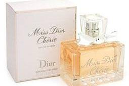 Dior Miss Dior Cherie – мой запретный плод