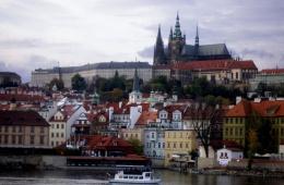 Чехия - одна из самых любимых европейских стран
