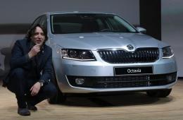 Skoda Octavia - любимый автомобиль нашей семьи