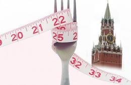 «Кремлевская диета» - самая лучшая! Только похудеть с ее помощью не получилось