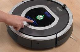 Сбылась моя мечта – у меня появился пылесос iRobot Roomba 780!