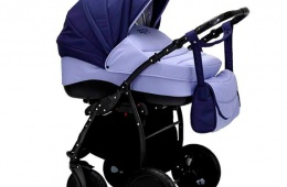 Хорошая универсальная коляска для детей с рождения
