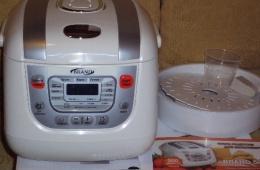 Компактная мультиварка Brand 502