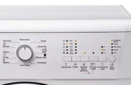 Бюджетная стиральная машина BEKO