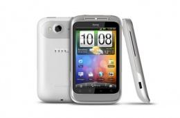 Стильный телефон с хорошей камерой HTC Wildfire S