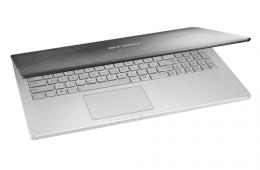 Ноутбук с металлическим покрытием и шикарным экраном