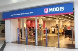 Молодежная бюджетная одежда Modis