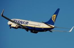 Европейский лоукостер Ryanair