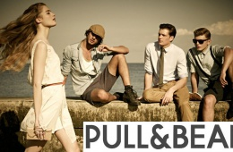 Молодежный casual  от марки Pull and bear