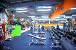 Хорошая сеть недорогих фитнес-клубов Alex Fitness