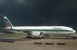 Недорогой авиаперевозчик по Италии - Alitalia