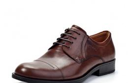 Демисезонные мужские ботинки Ecco