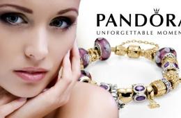 Необычные браслеты Pandora