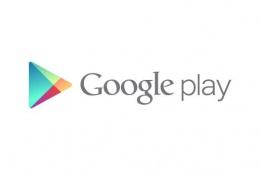 Логотип сервиса Google Play