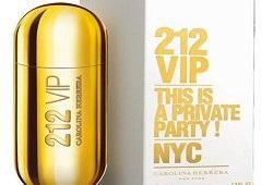 Carolina Herrera 212 vip - духи для избранных