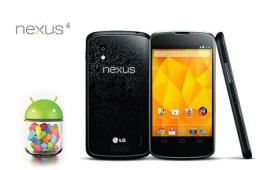LG Nexus 4 – достойный внимания смартфон на Android