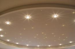 Сотни звезд на потолке