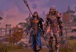 Наконец-то вышла The Elder Scrolls Online!