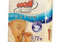 Лучшие подгузники Goon, которые не вызывают раздражение на коже малыша