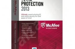 McAfee на защите моего компьютера!