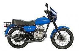 Очень экономный мотоцикл