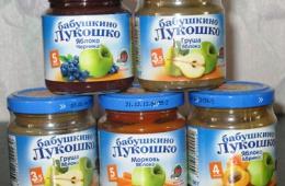 Не бойтесь выбирать российского производителя детского питания