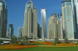 Чтобы почувствовать темпы роста и прогресса - нужно ехать в Эмираты!