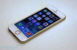 iPhone 5s и с чем его едят