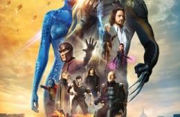 """Постер к фильму """"Люди Икс: Дни минувшего будущего"""""""