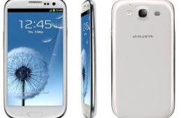 Смартфон-интеллектуал - Samsung GALAXY S III
