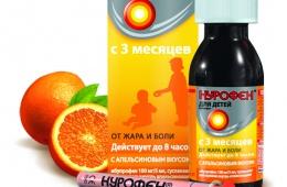 Поможет справиться с жаром и болью