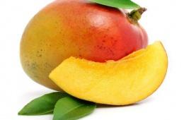 Бархатный вкус манго