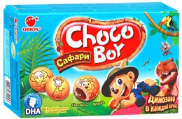 """Намного интереснее """"грибочков"""" от Choco Boy"""