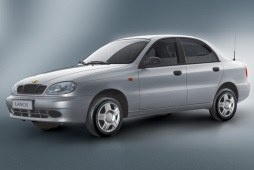 Автомобиль Chevrolet Lanos. Ностальгия
