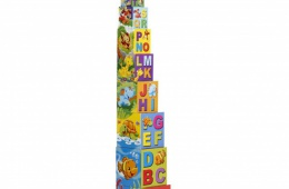 Детские обучающие кубики Shelcore - самая востребованная игрушка!