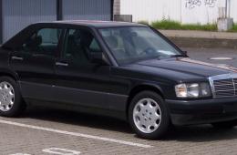 Mercedes-Benz 190 Шик 90-х