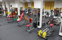 Фитнес-клуб  «Спарта» в Санкт-Петербурге