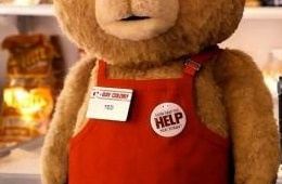 Знаменитый Тедди